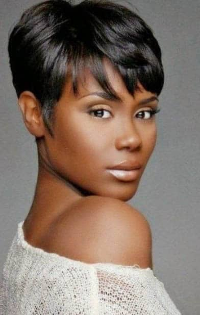 Pixie Natural Hairstyles For Black Women
