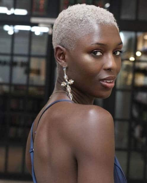 Short or Cropped- Natural Hairstyles For Black Women