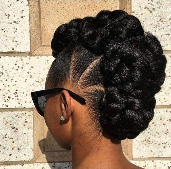 37 Gorgeous Natural Hairstyles For Black Women Quick Cute