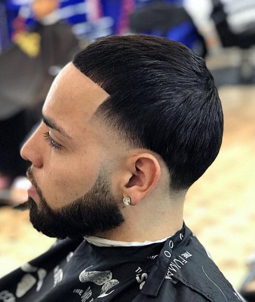30 Bald Fade Hairstyles That Rocked 2018 Trendiest Styles