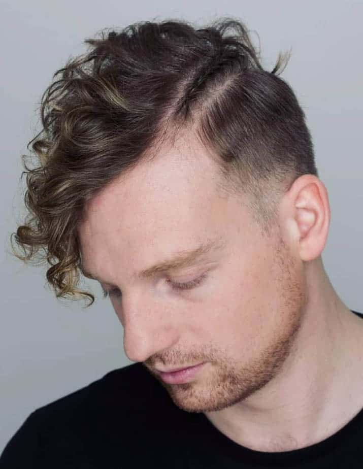 The 45 Best Side Part Haircuts for Men (Trendiest Styles 2019)