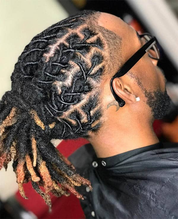 Braided Locks for Men Hairstyles