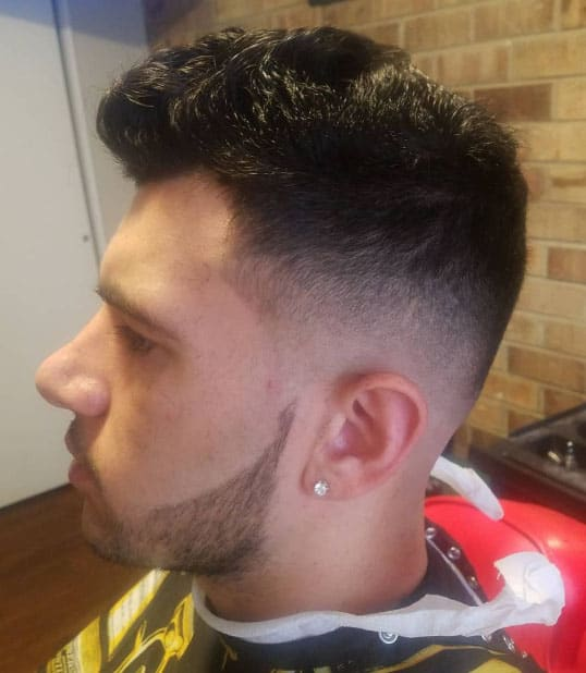 Drop Fade - Best Killermonger Hairstyles
