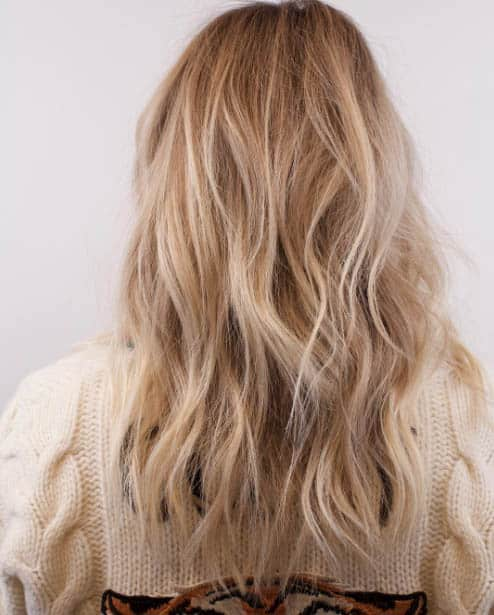 Ghost Layers - Long Layered Hairstyles