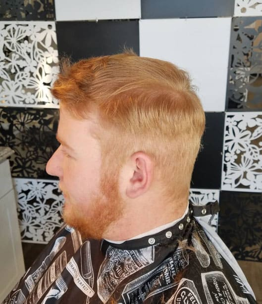 HIGH TAPER HAIRCUT - Taper Haircuts For Men