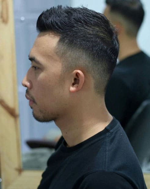 MID TAPER HAIRCUT - Taper Haircuts For Men
