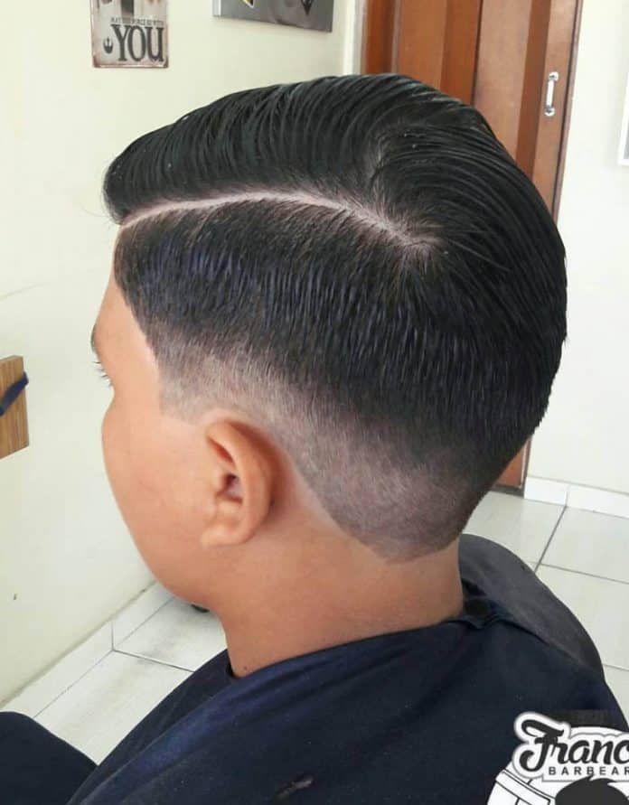 Midfade Side Part - Side Part Haircuts For Men