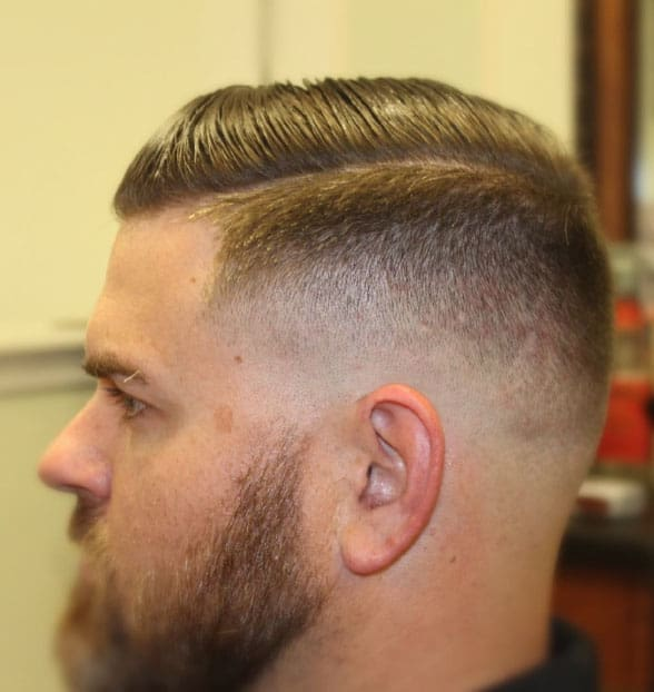 Part with Skin Fade