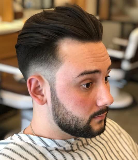 SLEEK HAIR TAPER - Taper Haircuts For Men