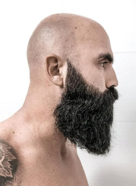 Shaved Head - Short Haircuts For Men