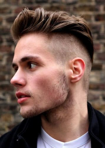 Shaved Sides - Best Killermonger Hairstyles