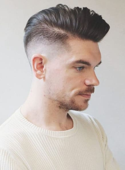 41 Top Haircuts The Mohawk Fade Offers Trendiest Cuts