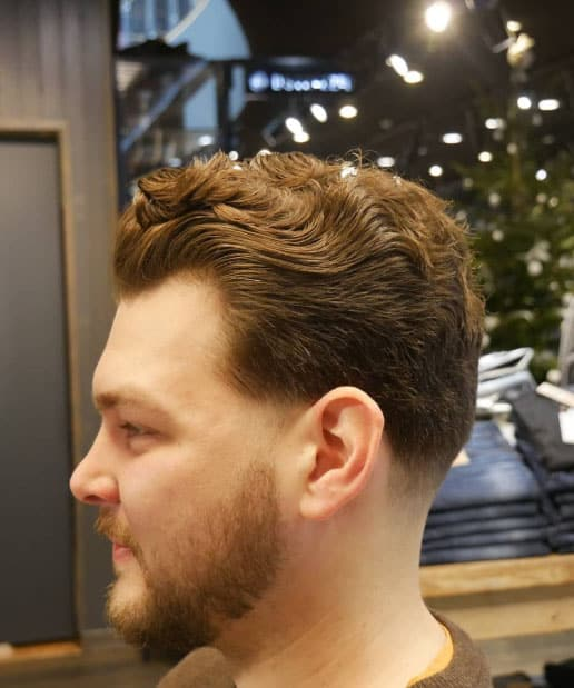 TAPER FADE - Taper Haircuts For Men