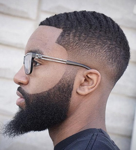 TAPERED SIDEBURNS - Taper Haircuts For Men