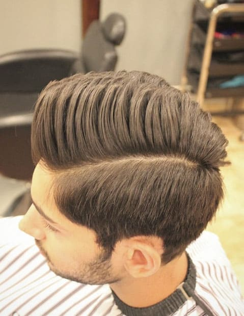 Textured Layers - Short Haircuts For Men