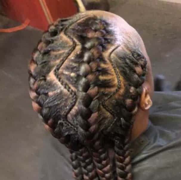 ZigZags - Goddess Braids Styles