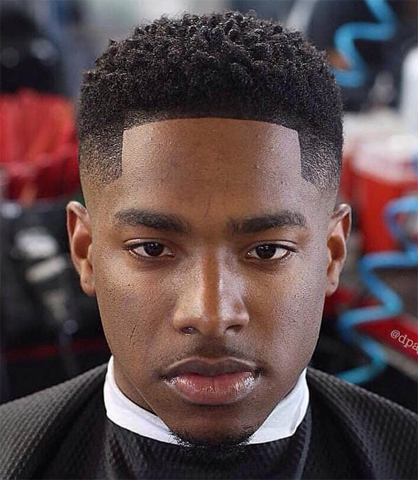 Afro Quiff - Best Quiff Haircuts For Men