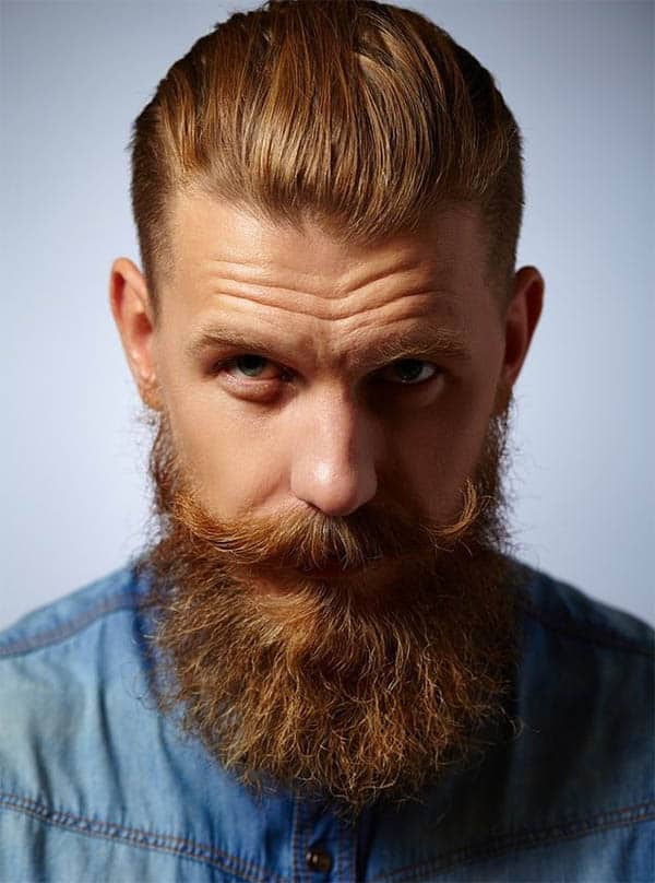 Back Slick + Tapers - Undercut Hairstyles For Classy Men