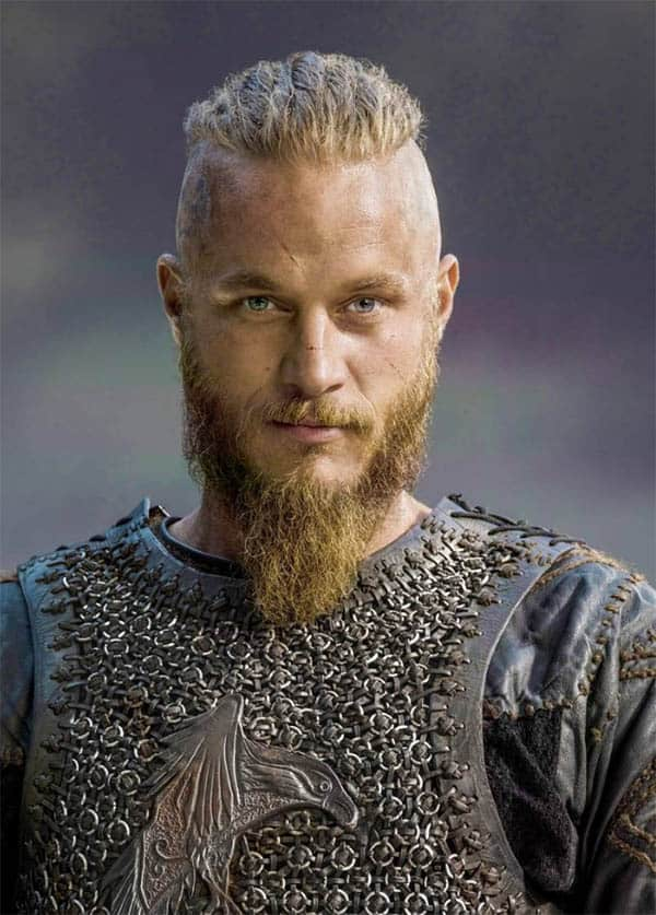 Bald Undercut + Beard - Undercut Hairstyles For Classy Men
