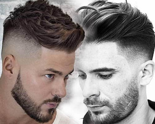 Best Quiff Haircuts For Men