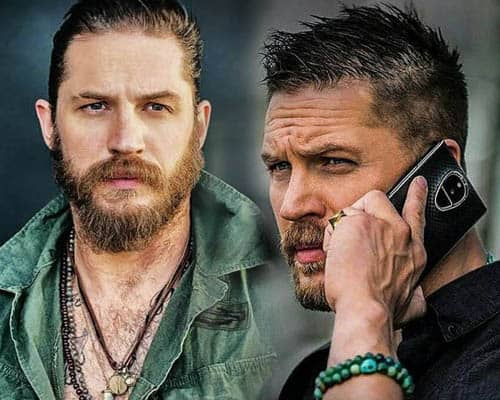 Best Tom Hardy Haircut