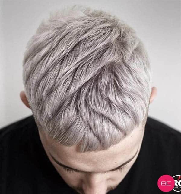 Bleached Quiff - Best Quiff Haircuts For Men