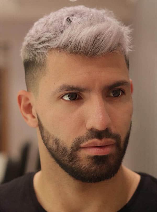 41 trendy medium length hairstyles for stylish men 2020