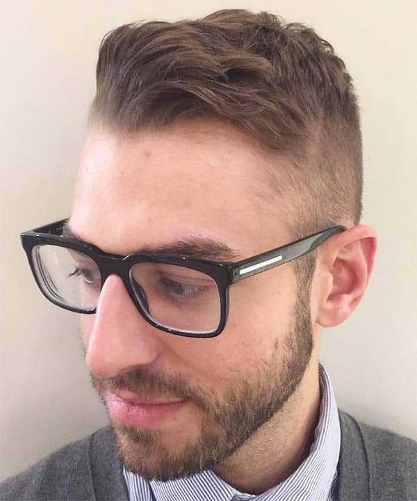 Brush Over - Business Haircuts For Men