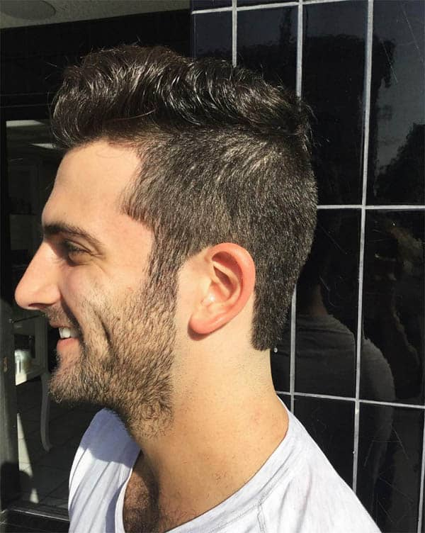 Classic Comb Fade - Business Haircuts For Men