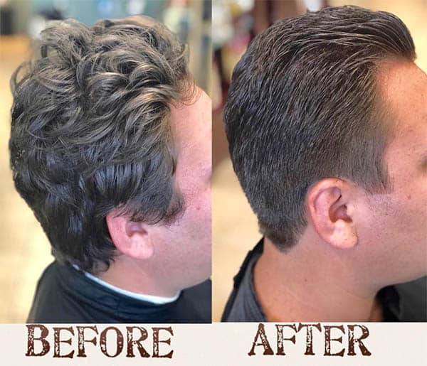 Clean Cut - Business Haircuts For Men
