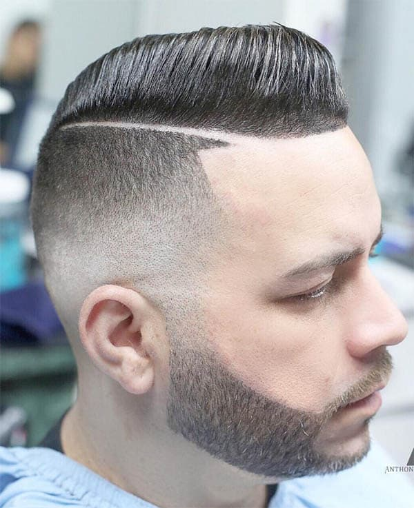 Comb Over High Fade - High Top Fade Haircuts