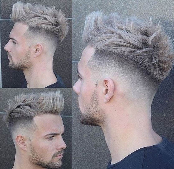 Crew Cut Hairstyles - best Viking Hairstyles