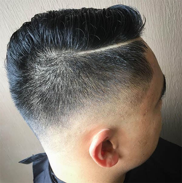 Crisp Fade - Business Haircuts For Men