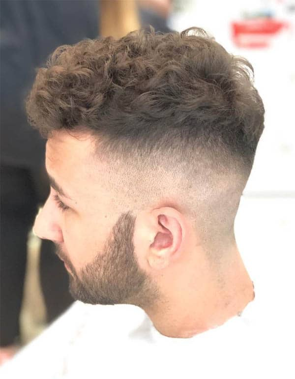 Curly Caesar - Curly Hairstyles For Men