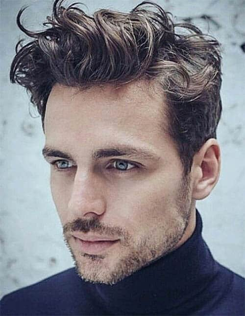 Curly Undercut - Undercut Hairstyles For Classy Men