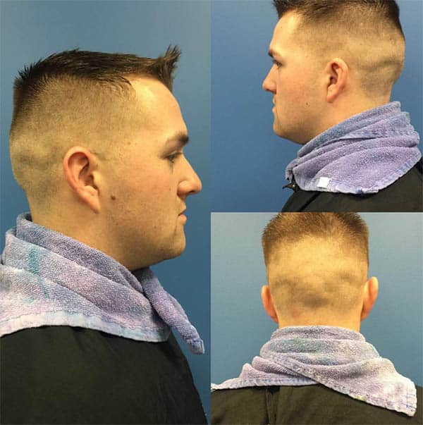 Dapper Duty - Marine Haircuts For Men