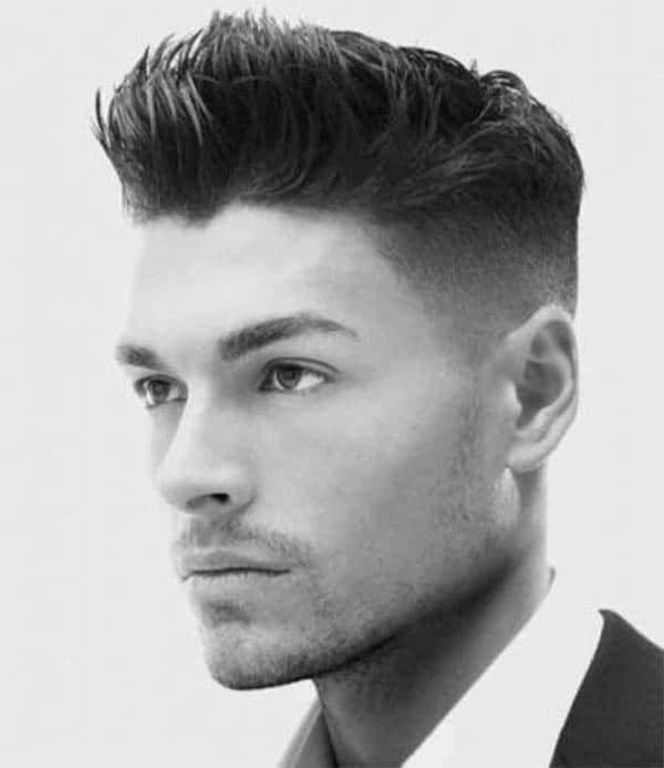 Disconnected Undercut For Gentlemen - Disconnected Undercut Hairstyles