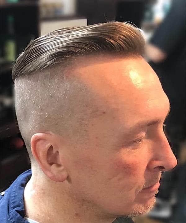 Disconnected Undercut - Medium Length Hairstyles For Men