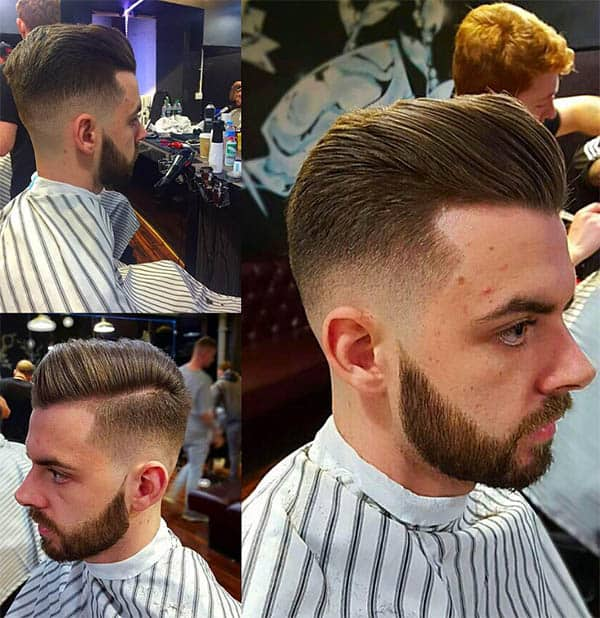 Double Layers - Undercut Hairstyles For Classy Men
