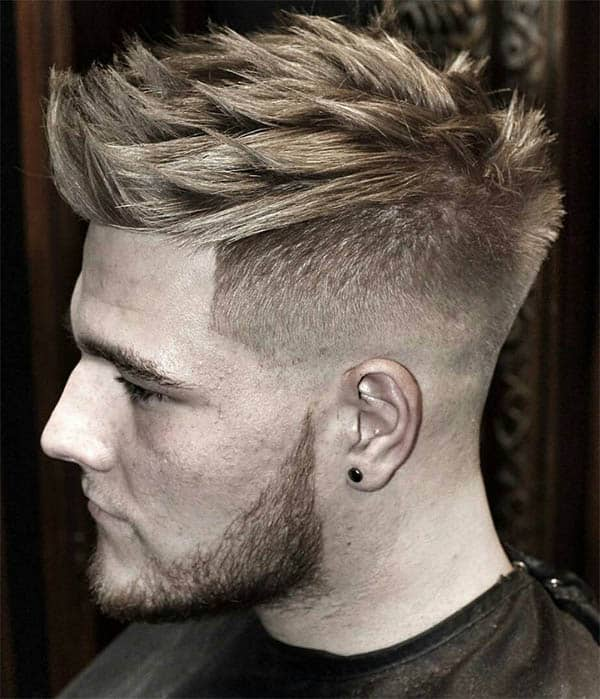 Edgy and Blown - Undercut Hairstyles For Classy Men