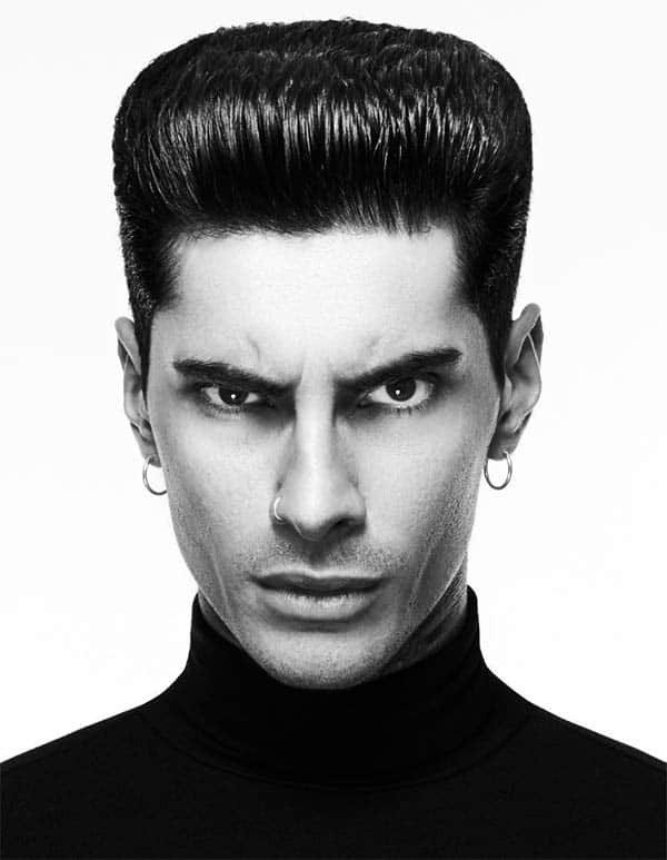 Flashy Quiff - Best Quiff Haircuts For Men