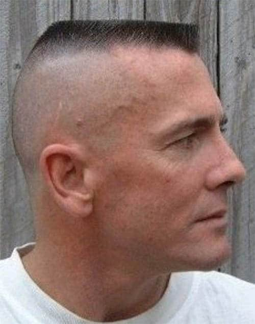 Flat Top Fashion - Marine Haircuts For Men