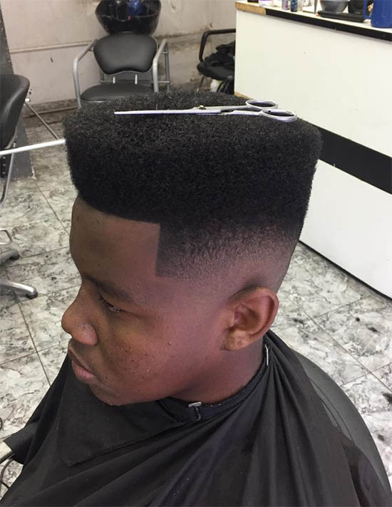 Flat Top - Long Haircuts For Men