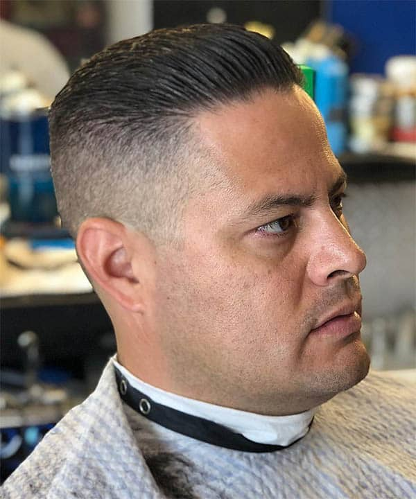Fresh Full Fade - Business Haircuts For Men