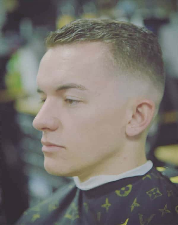 Haircut Glory - Marine Haircuts For Men