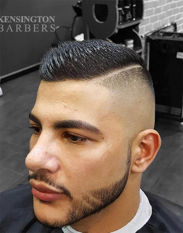 Handsome Blend - Marine Haircuts For Men