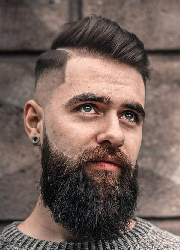 Hard Part + Taper And Beard