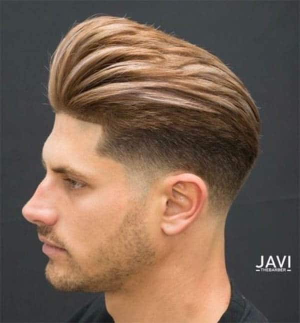High Quiff - Best Quiff Haircuts For Men