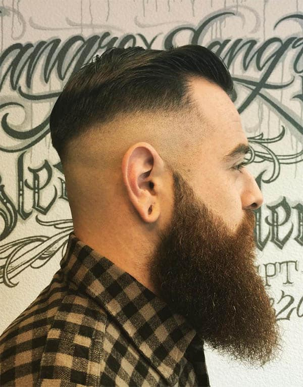 High Skin Fade - Haircuts For Balding Men
