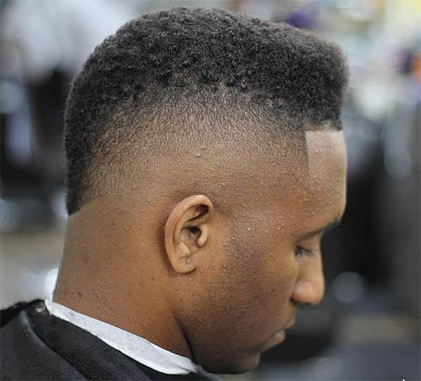 High Top Mohawk Fade - High Top Fade Haircuts